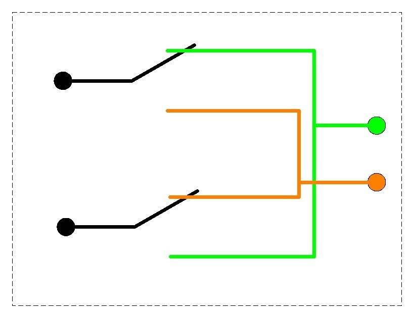 Как подключить проходной выключатель своими руками