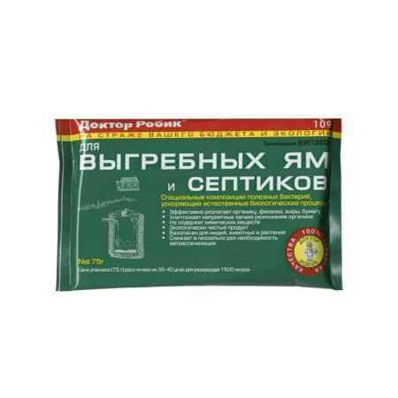 Инструкция по применению препарата «доктор робик» для выгребных ям и септиков — отзывы