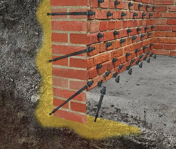 Ремонт бетона. материалы и технологии