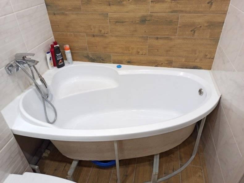 Акриловая ванна: топ-15 лучших моделей и производителей (фото + отзывы)