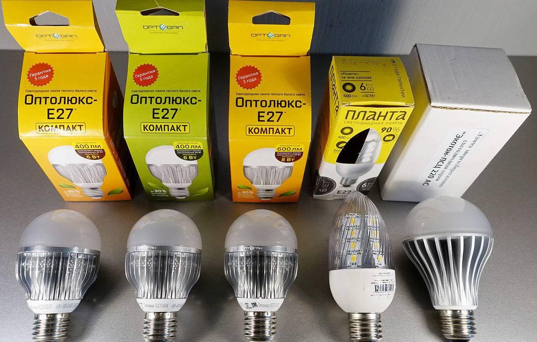 Что лучше — светодиодные или галогенные лампы?
