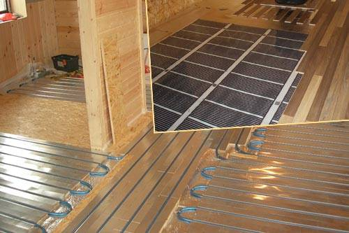 Укладка плитки на тёплый пол — инструкция как класть правильно