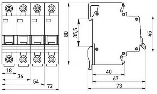 В чем разница однополюсного от двухполюсного автомата: изучаем по порядку