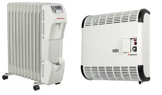 Конвектор или радиатор (маслянный, водяной): что лучше, чем отличаются, сравнение, что выбрать