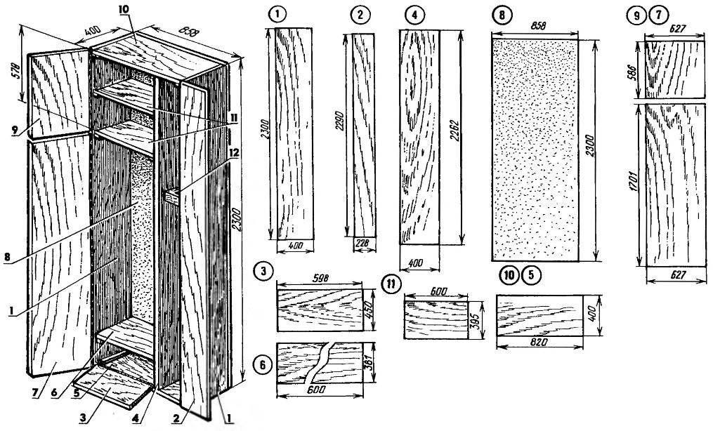 Сборка шкафа: топ-120 фото и видео-инструкции по сборке шкафа своими руками. выбор инструментов. правила монтажа стен и установки фасадов