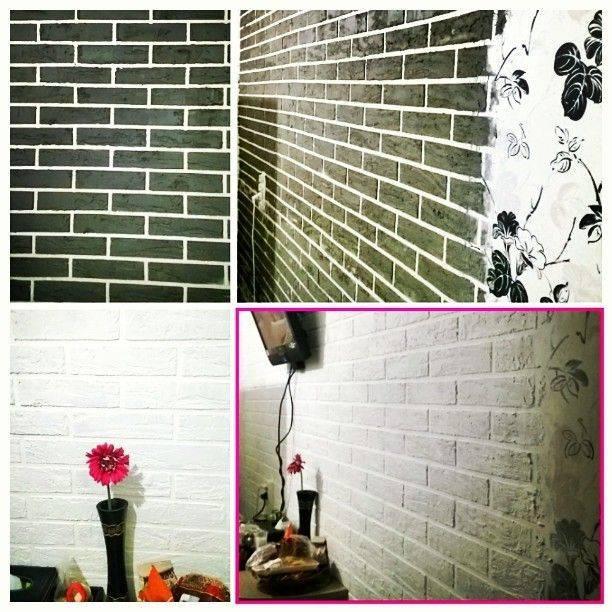 Топ-10 способов имитации кирпичной стены своими руками