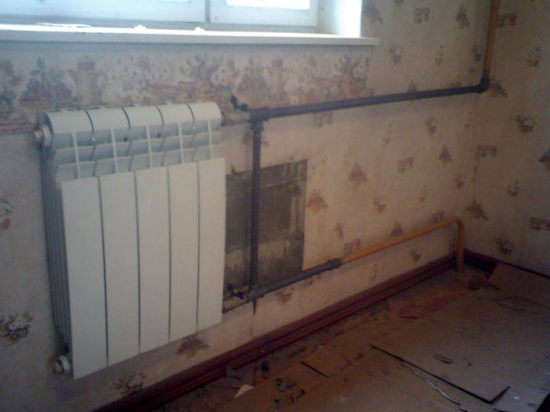 Замена радиаторов отопления в квартире - советы мастера