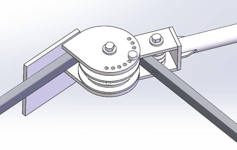 Как своими руками согнуть профильную трубу в домашних условиях