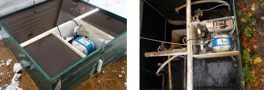 Причины появления неприятного запаха от септика и станции биоочистки