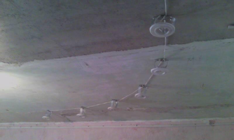 Закладная под люстру в натяжном потолке: как сделать для точёных светильников и люстры