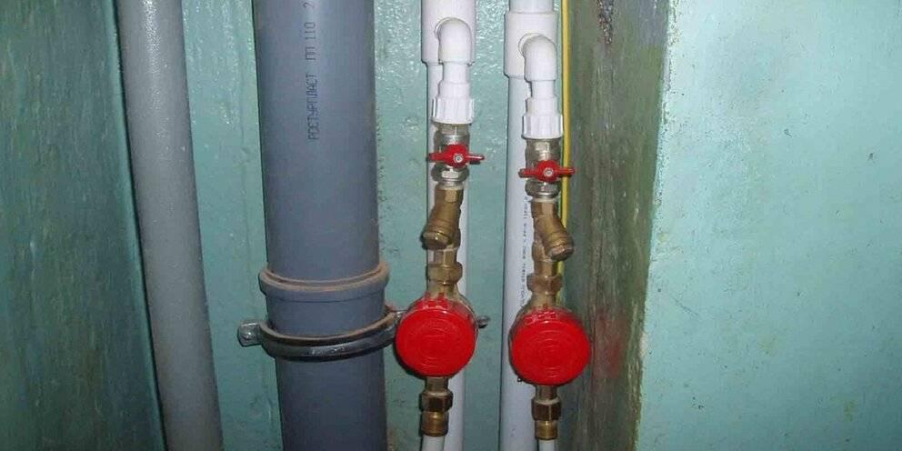 У вас ослаб напор воды в квартире?