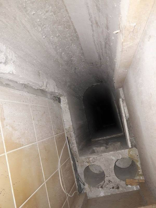 Разрешается ли штробить вентиляционную шахту в квартире. всё о моментах штробления и нюансах данного вопроса