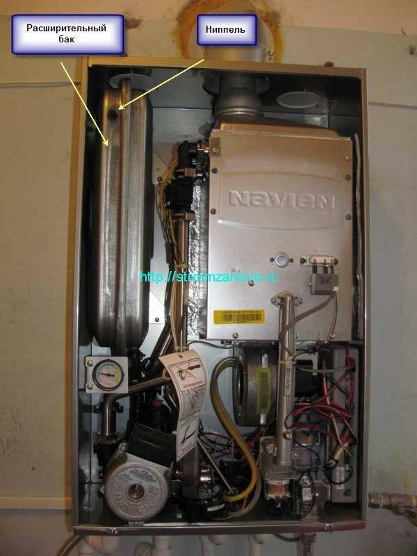 Поиск поломок для решения проблемы: почему падает давление в системе отопления частного дома, а утечек нет?