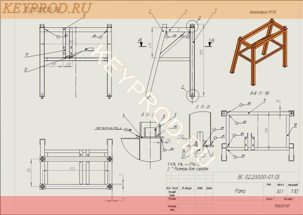 Как сделать вибростол своими руками — пошаговая инструкция