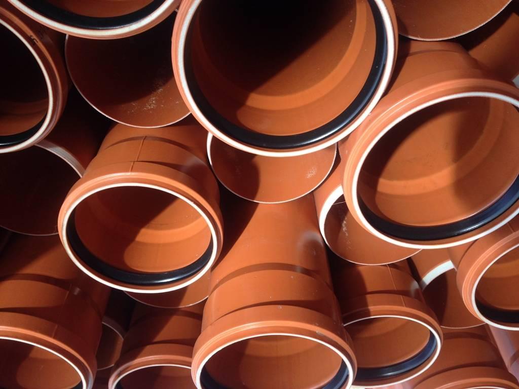 Канализационные трубы пвх и пнд для наружной канализации: виды, характеристики, достоинства и недостатки