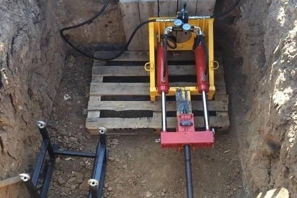 Бестраншейная прокладка трубопровода: метод установки труб без траншеи