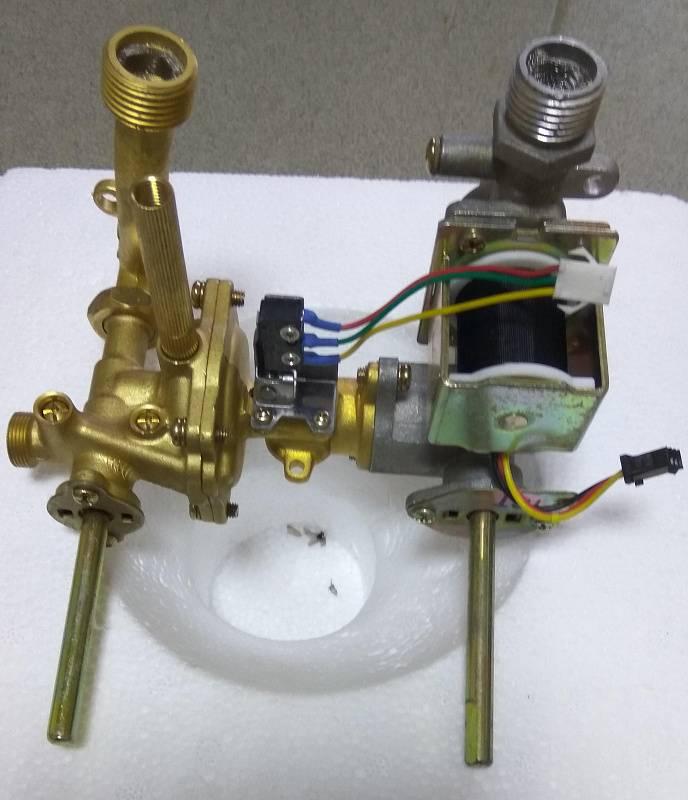 Устройство и прицип работы газовой колонки. из чего он состоит?