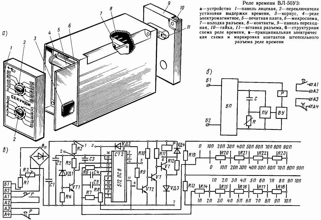 Автоматика своими руками для включения и выключения электроприборов: таймеры