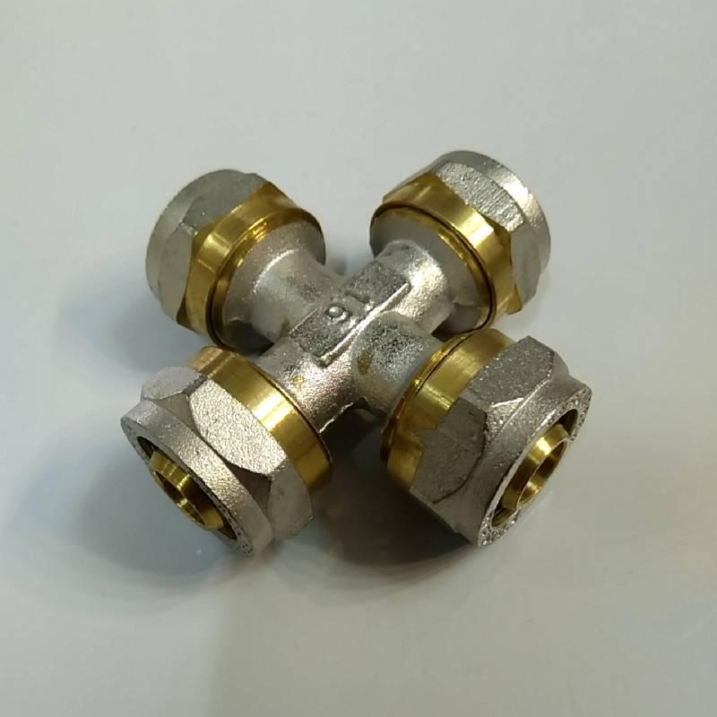 Как выбрать пресс-фитинги для металлопластиковых труб + технология монтажа для разных видов krani.su