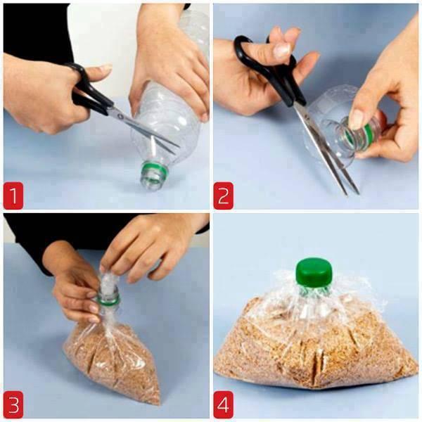 10 идей грамотного использования пластиковых бутылок в хозяйстве