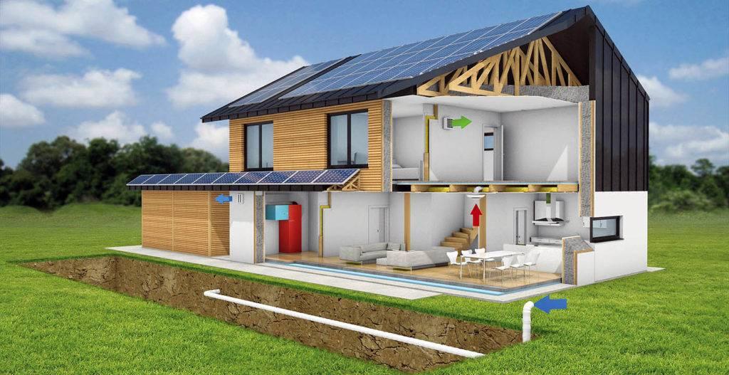 Энергосберегающий дом — секреты строительства. или как построить дом, который сам экономит