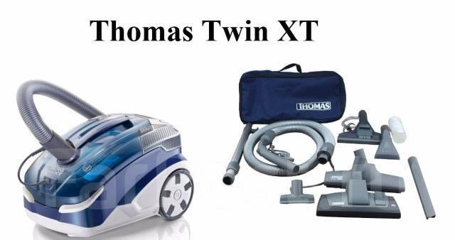 Моющие пылесосы Thomas Twin: ТОП-8 лучших моделей + советы покупателям