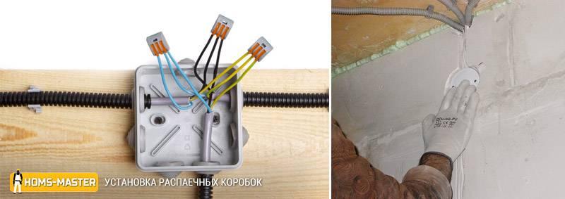 Как проложить электрику в доме своими руками: схемы подключения и разводки розеток и выключателя: обзор +видео
