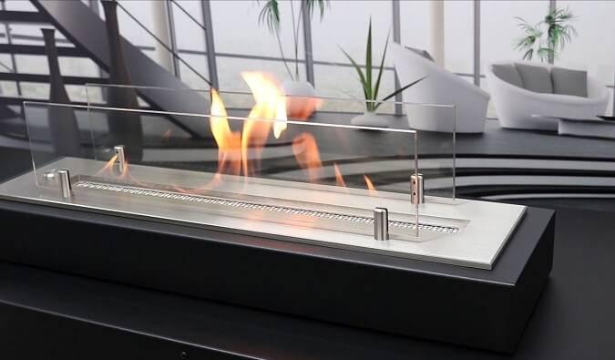 Температура горения биокамина. а он точно греет?