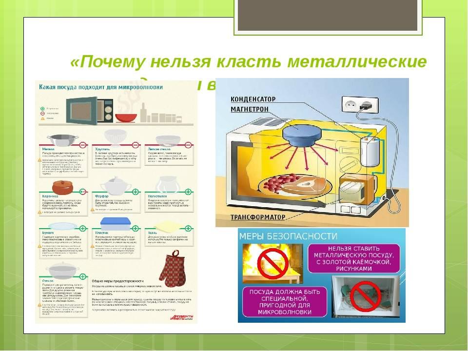 7 вещей, которые нельзя класть в микроволновую печь. никогда!   блог для дачника.