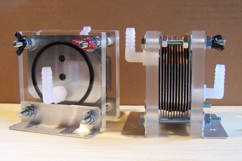 Водородный генератор своими руками – схема, конструкция установки, чертежи