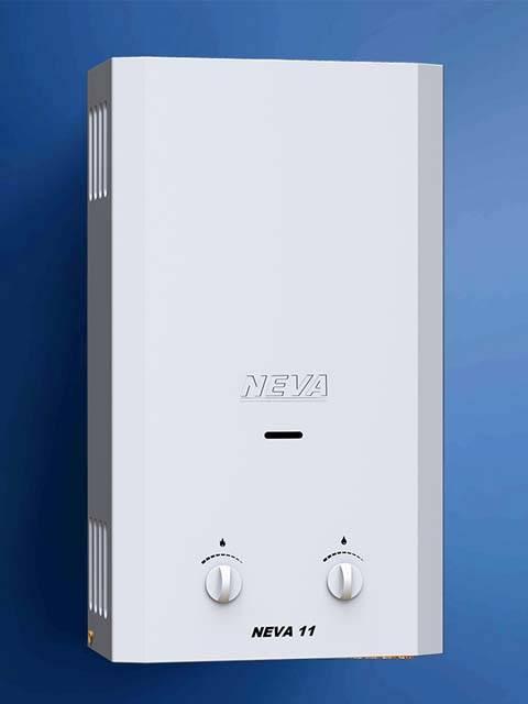 Отзывы о газовых колонках Нева