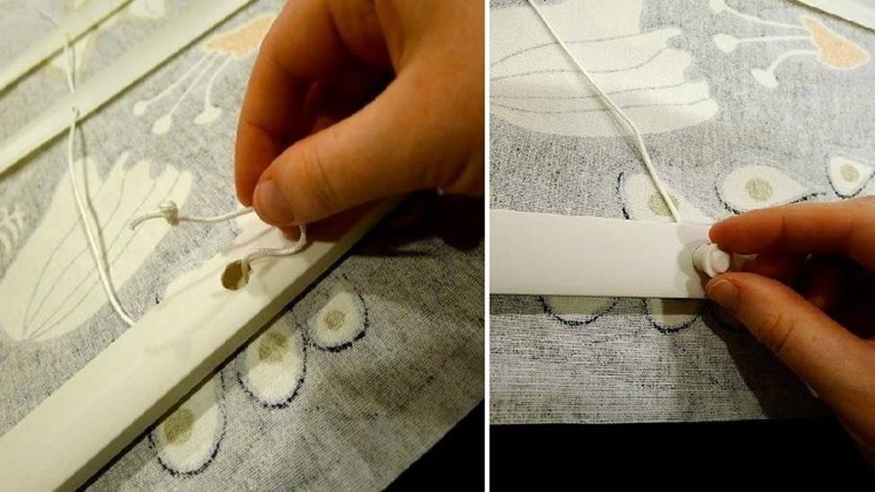 Как сделать рулонные шторы: разновидности, особенности, выбор конструкции и подходящих материалов. пошаговая инструкция с фото по пошиву простой модели