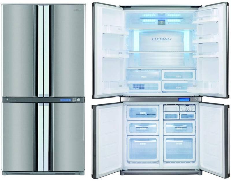 Лучшие холодильники sharp топ-10 2021 года