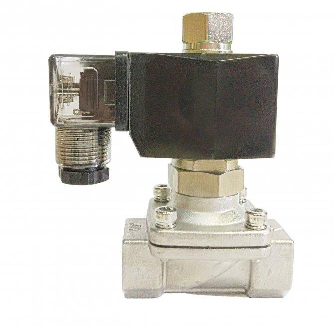 Электромагнитный соленоидный клапан для газа: как он устроен и в чем его особенности / вентили и задвижки / дополниельные элементы / публикации / санитарно-технические работы