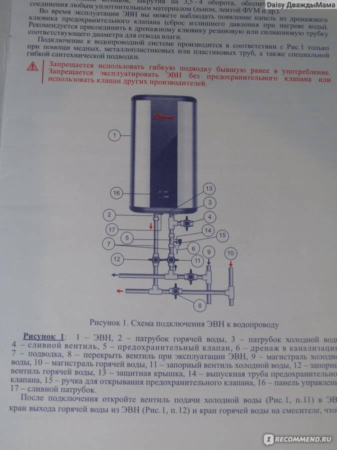 Как слить воду с водонагревателя термекс (слив воды из бойлера thermex) — правильно, полностью, быстро, из бака, как сливать