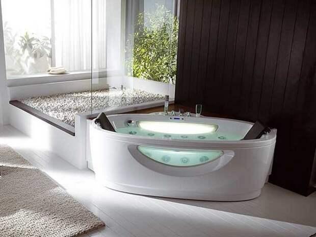 Как ухаживать за гидромассажной ванной правильно