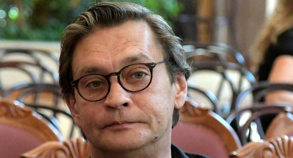 Домогаров представил первую фотографию после пластики (фото)