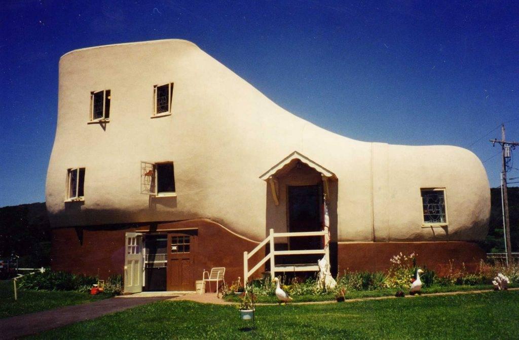 Топ-10 самых страшных домов в мире – 7 фактов про жуткие дома