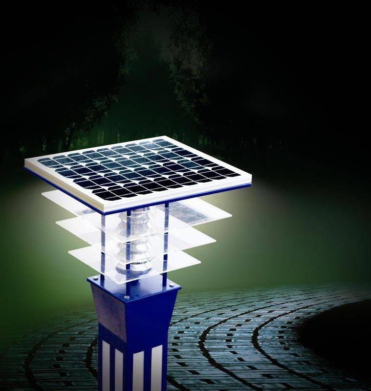 Уличное освещение на солнечных батареях: подбор оборудования, нюансы использования
