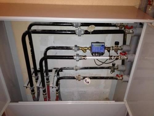Как поставить счётчики на отопление в квартиру: установка индивидуальных приборов