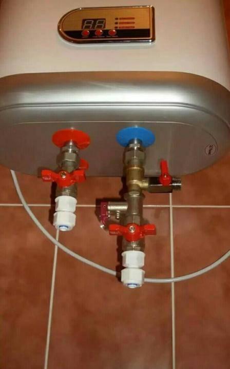 Как подключить бойлер к водопроводу: рекомендации и инструкции, как правильно подключить бойлер
