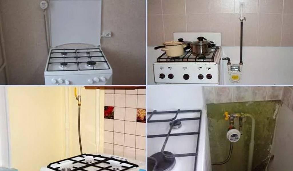 Подключение газовой плиты в квартире: подробная инструкция