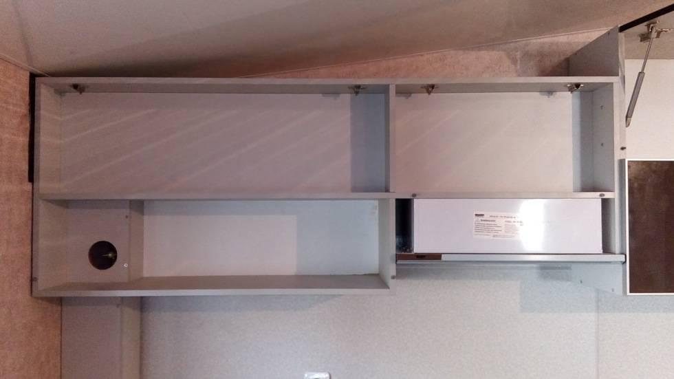 Установка встраиваемой вытяжки в шкаф — разбираемся во всех нюансах