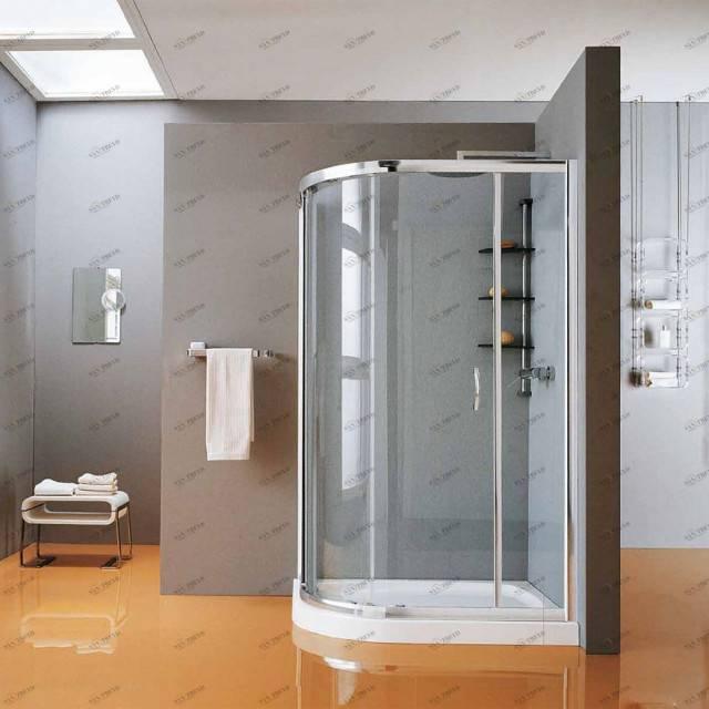 Ванна или душевая кабина — что выбрать для маленького санузла?