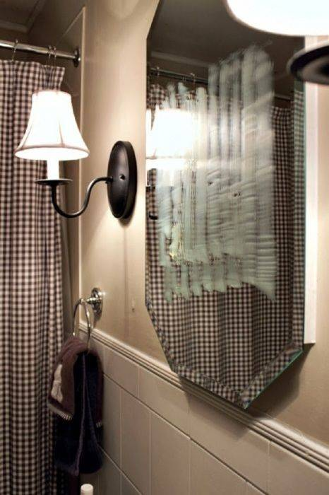 Способы защиты амальгамы зеркала от влаги в ванной комнате
