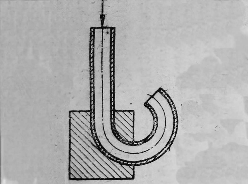 Как согнуть профильную трубу — мануал гибки своими руками без трубогиба