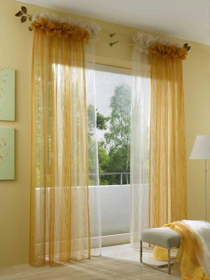 Ниша для штор в натяжном потолке, достоинства потолочной детали, варианты конструкций для скрытого карниза - 12 фото