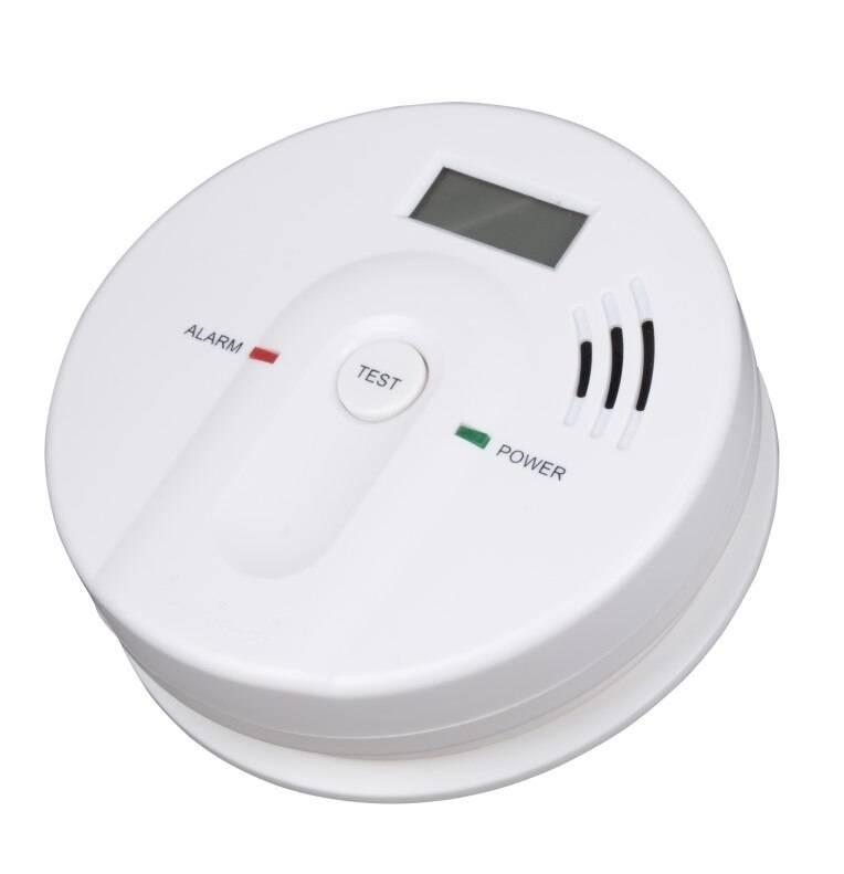 Как выбрать детектор угарного газа для дома