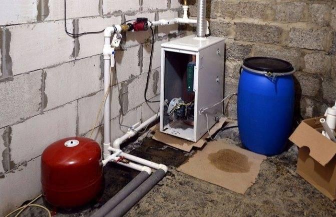 Дизельный котел отопления расход топлива - всё об отоплении и кондиционировании