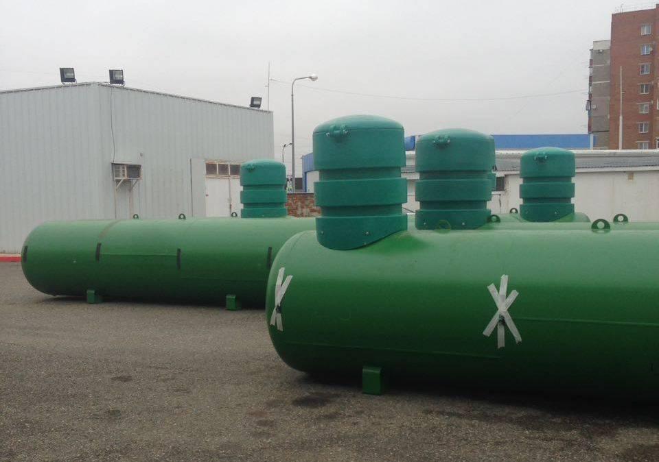 Газгольдер или магистральный газ – что дешевле?